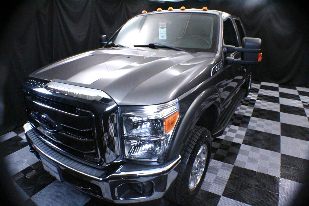 2014 FORD F250 SUPER DUTY for sale at Solid Rock Auto Group
