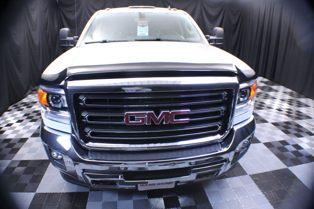 2015 GMC SIERRA 2500 SLT for sale at Solid Rock Auto Group