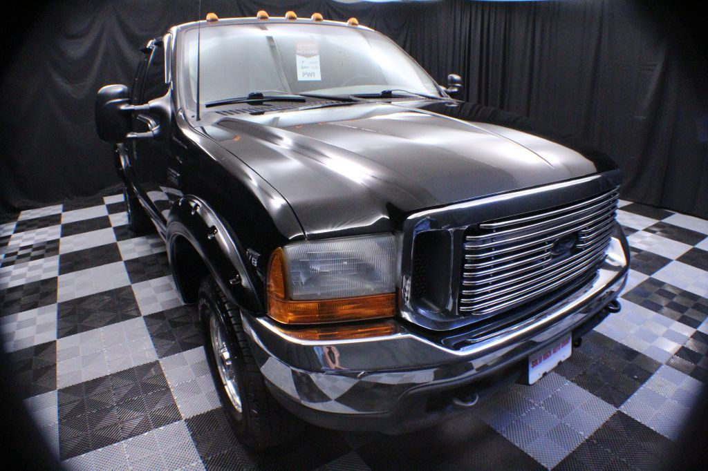 2001 FORD F250 SUPER DUTY for sale at Solid Rock Auto Group