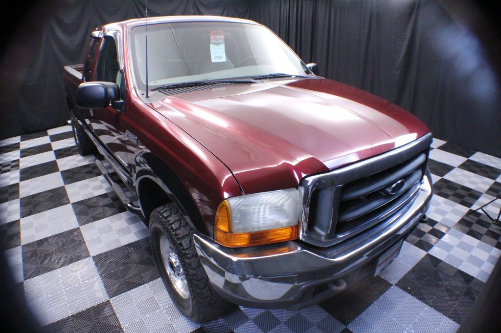 2000 FORD F250 for sale at Solid Rock Auto Group