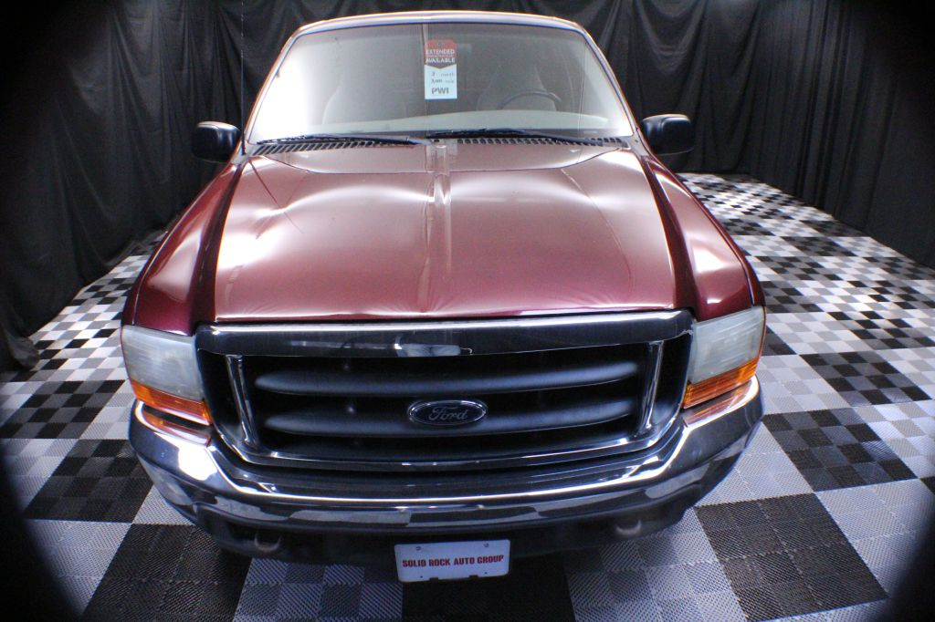 2000 FORD F250 SUPER DUTY for sale at Solid Rock Auto Group