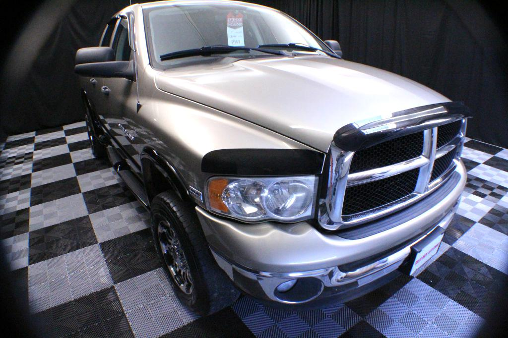 2004 DODGE RAM 2500 for sale at Solid Rock Auto Group