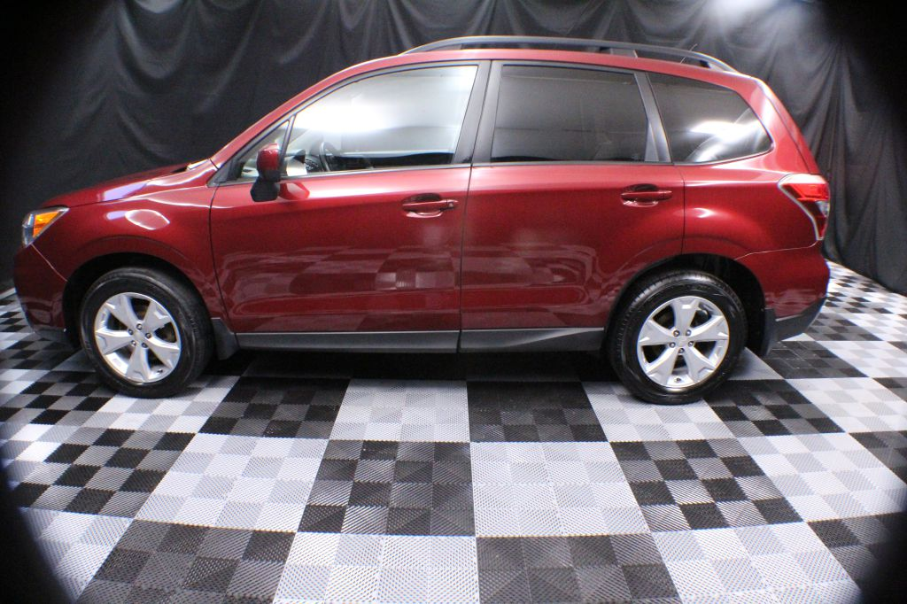 2014 SUBARU FORESTER 2.5I PREMIUM for sale at Solid Rock Auto Group