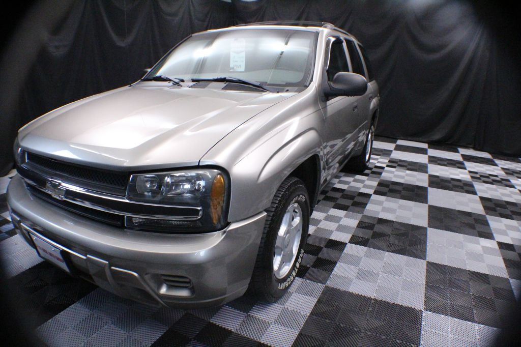 2003 CHEVROLET TRAILBLAZER  for sale at Solid Rock Auto Group