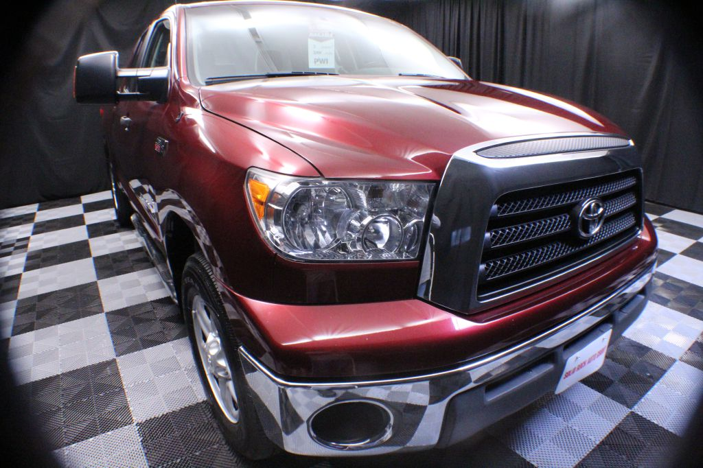 2008 TOYOTA TUNDRA for sale at Solid Rock Auto Group