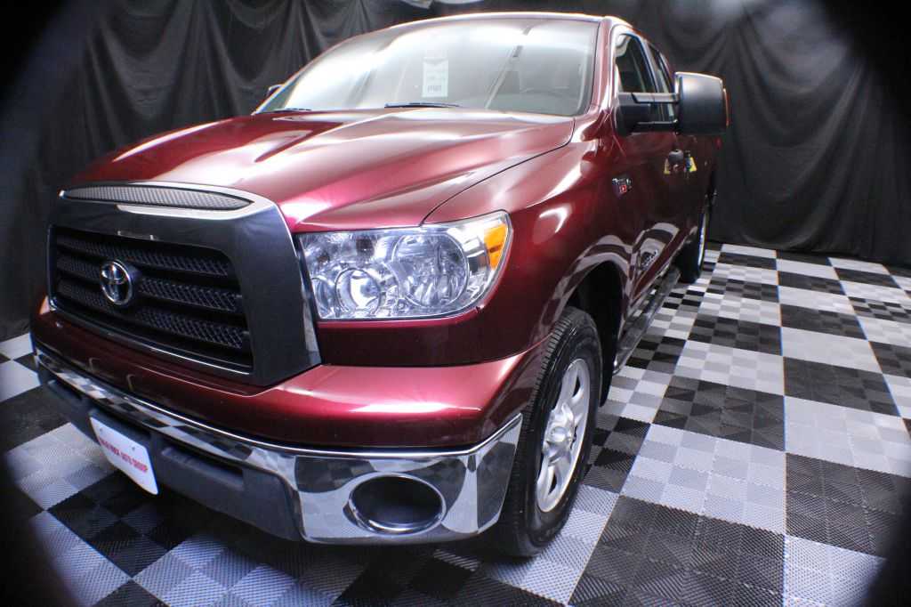 2008 TOYOTA TUNDRA DOUBLE CAB for sale at Solid Rock Auto Group