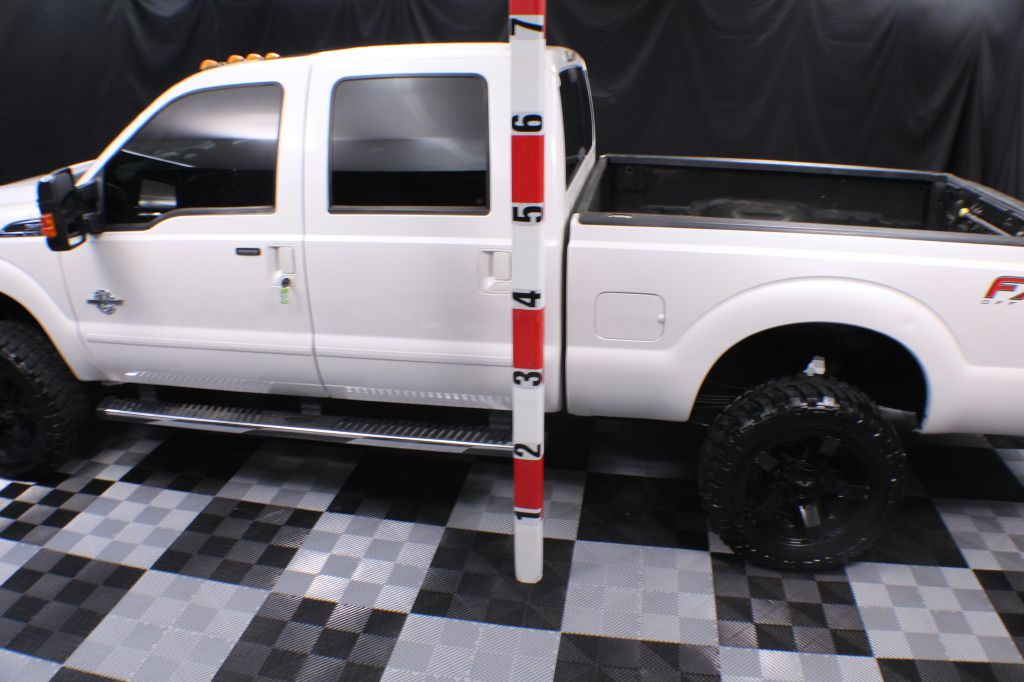 2014 FORD F350 SUPER DUTY 4X4 LIFT for sale at Solid Rock Auto Group