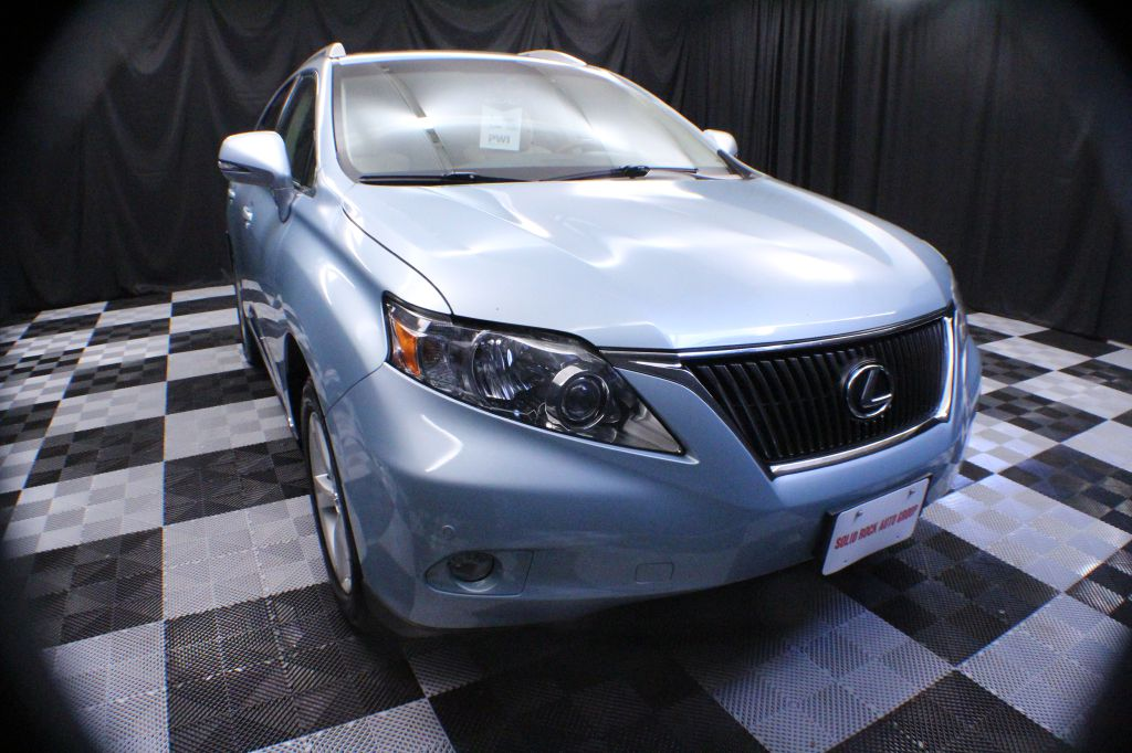 2010 LEXUS RX for sale at Solid Rock Auto Group