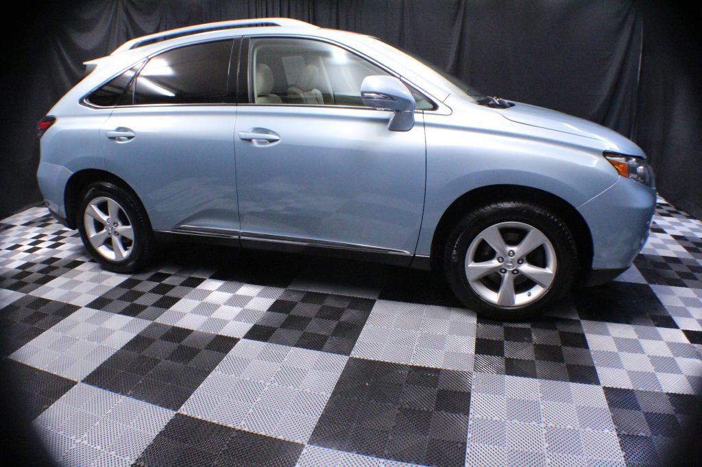 2010 LEXUS RX 350 for sale at Solid Rock Auto Group