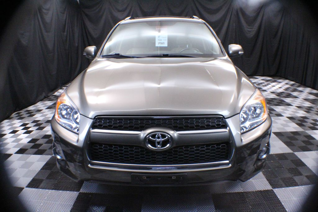 2009 TOYOTA RAV4 LIMITED for sale at Solid Rock Auto Group