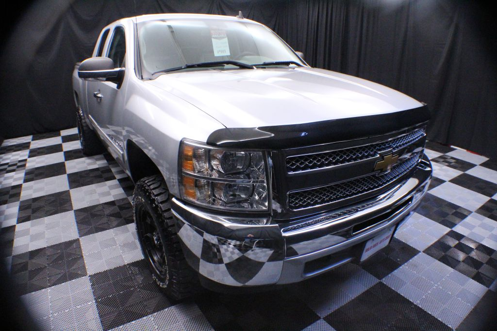 2012 CHEVROLET SILVERADO 1500 for sale at Solid Rock Auto Group