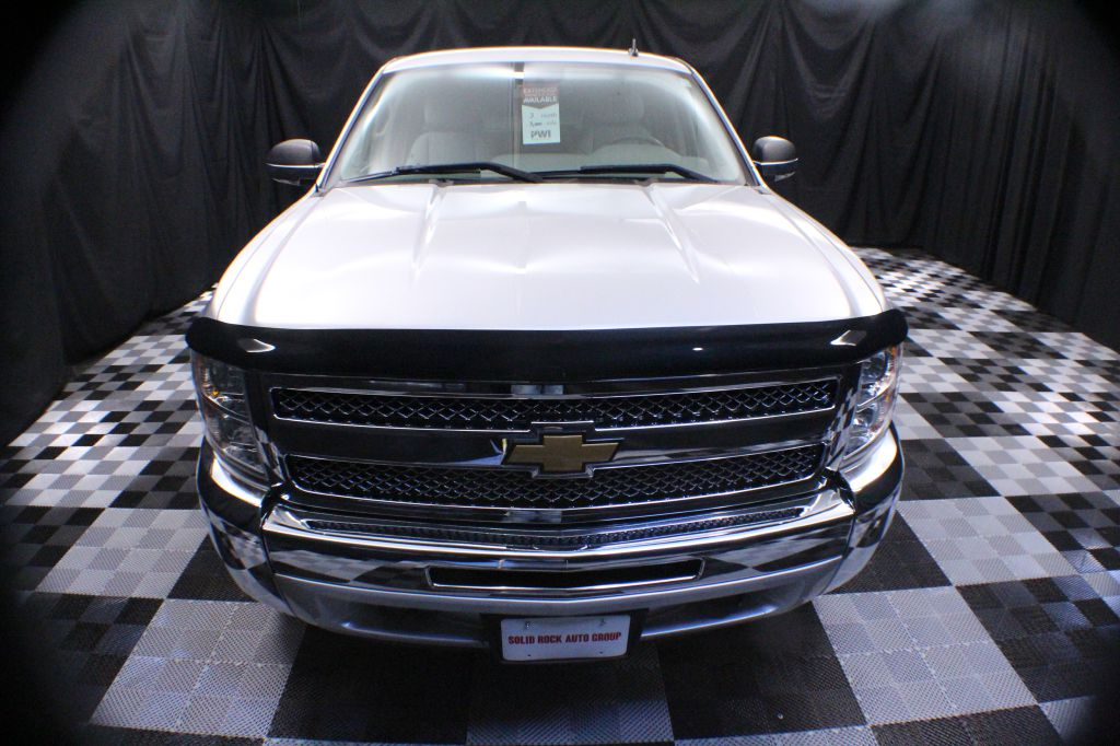 2012 CHEVROLET SILVERADO 1500  LT for sale at Solid Rock Auto Group