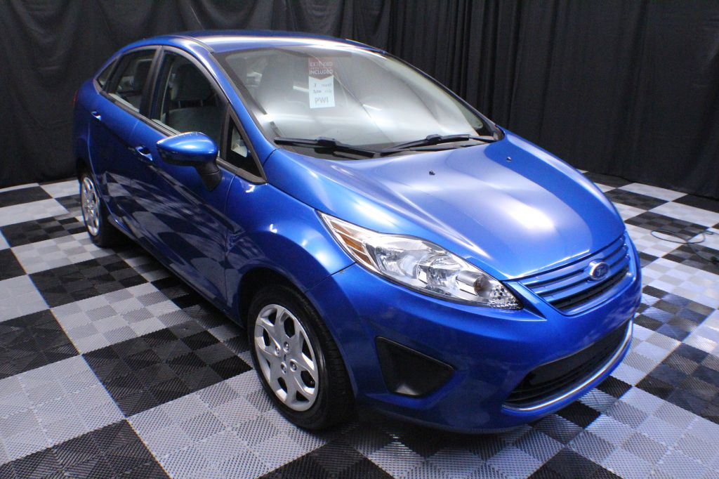 2011 FORD FIESTA S for sale at Solid Rock Auto Group