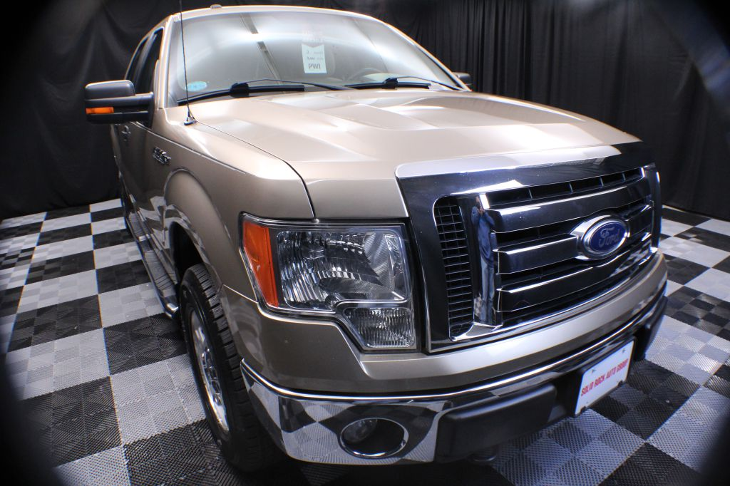2012 FORD F150 for sale at Solid Rock Auto Group