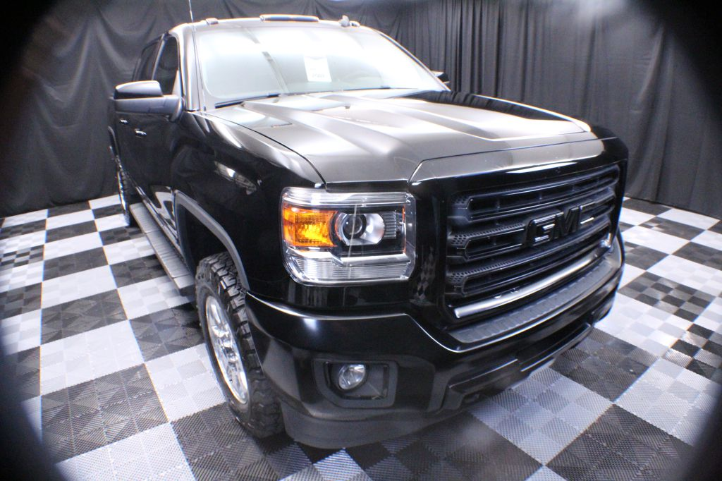 2015 GMC SIERRA for sale at Solid Rock Auto Group