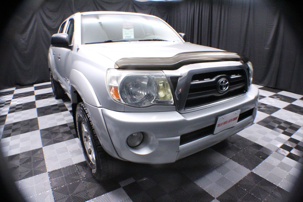 2006 TOYOTA TACOMA for sale at Solid Rock Auto Group