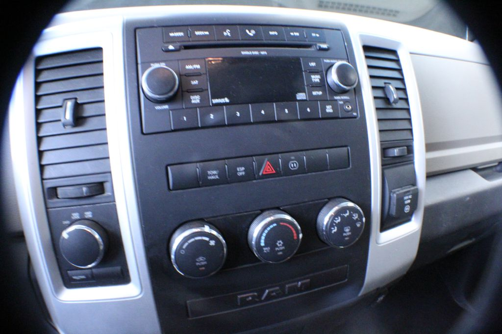 2009 DODGE RAM 1500  for sale at Solid Rock Auto Group