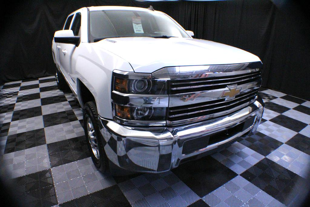 2015 CHEVROLET SILVERADO 2500 for sale at Solid Rock Auto Group