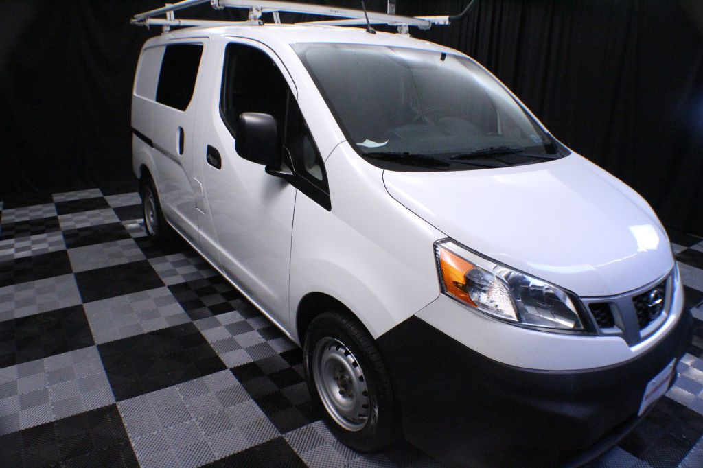 2014 NISSAN NV200 2.5S for sale at Solid Rock Auto Group