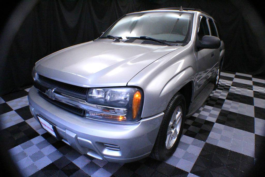 2007 CHEVROLET TRAILBLAZER LS for sale at Solid Rock Auto Group