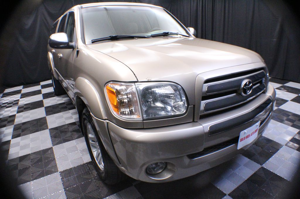 2005 TOYOTA TUNDRA DOUBLE CAB SR5 for sale at Solid Rock Auto Group