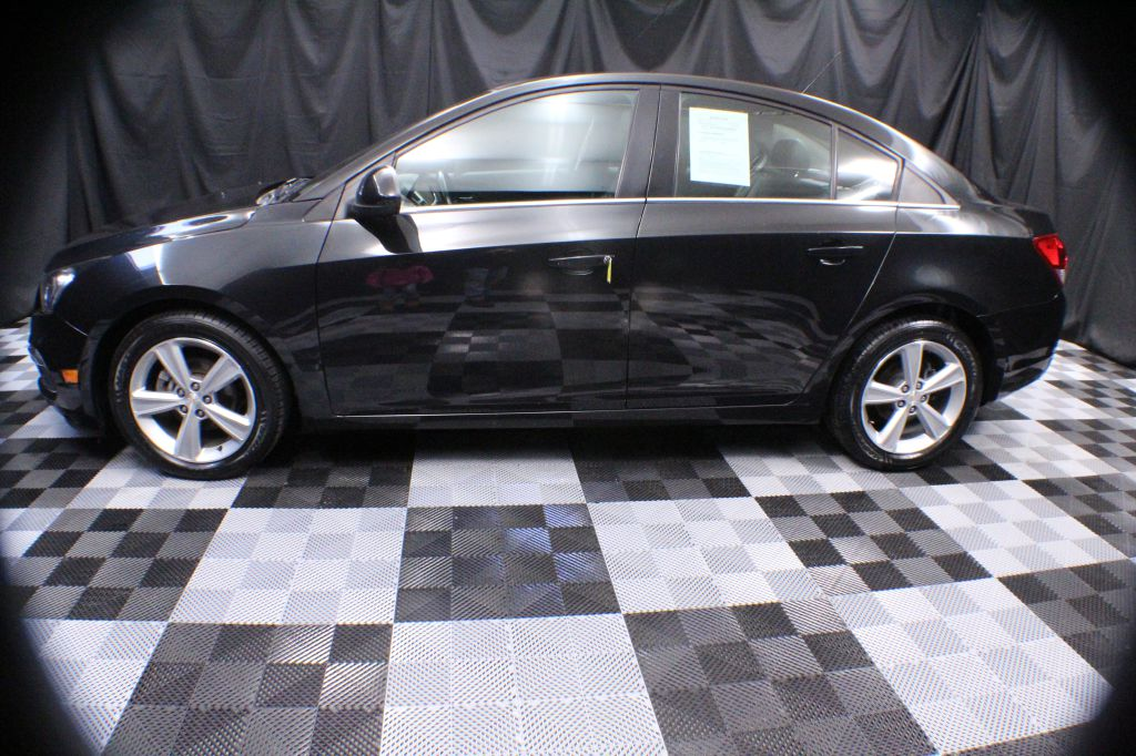 2015 CHEVROLET CRUZE LT for sale at Solid Rock Auto Group