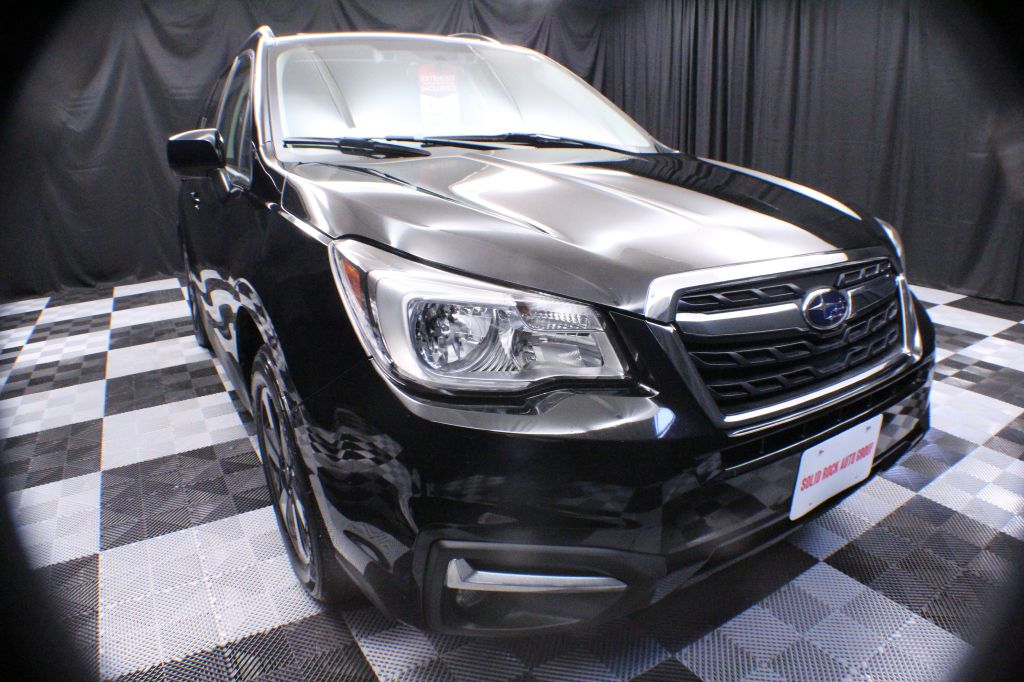 2017 SUBARU FORESTER for sale at Solid Rock Auto Group