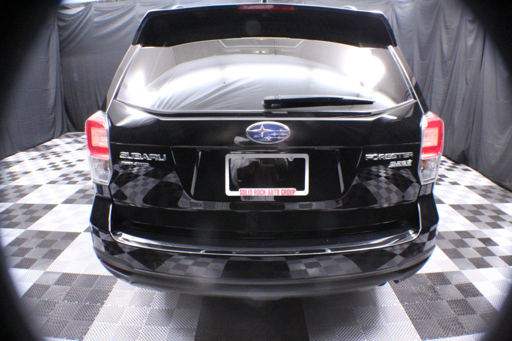 2017 SUBARU FORESTER 2.5I PREMIUM for sale at Solid Rock Auto Group