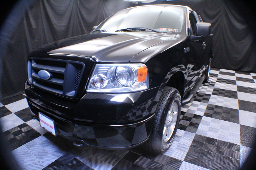 2006 FORD F150  for sale at Solid Rock Auto Group