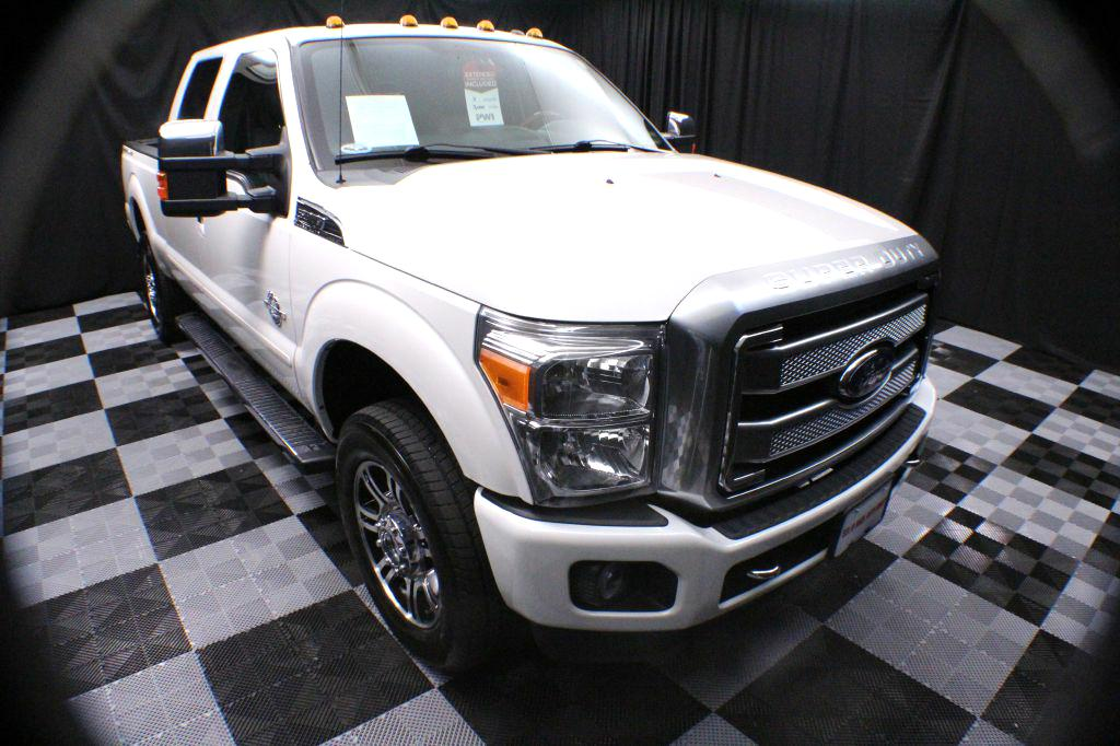 2016 FORD F350 SUPER DUTY for sale at Solid Rock Auto Group