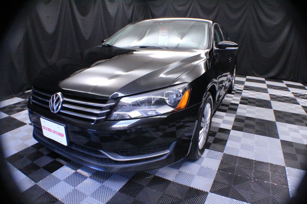 2014 VOLKSWAGEN PASSAT S for sale at Solid Rock Auto Group
