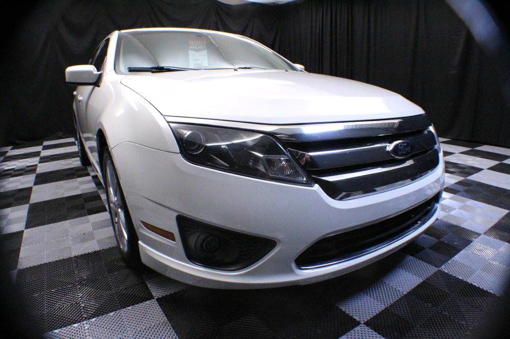 2012 FORD FUSION SE for sale at Solid Rock Auto Group