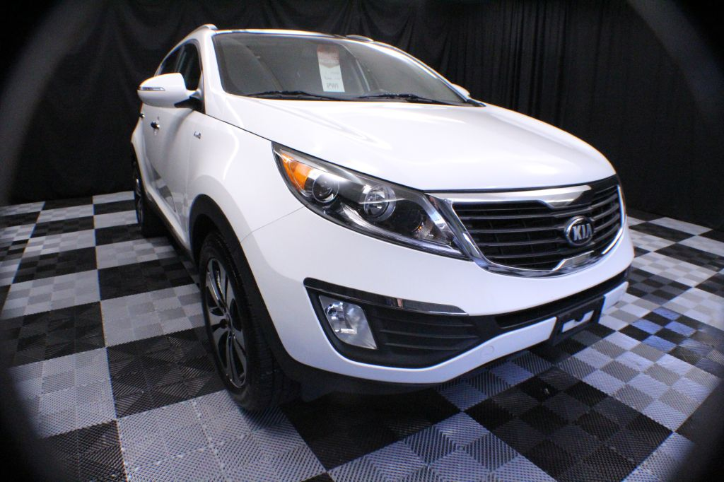 2013 KIA SPORTAGE EX for sale at Solid Rock Auto Group