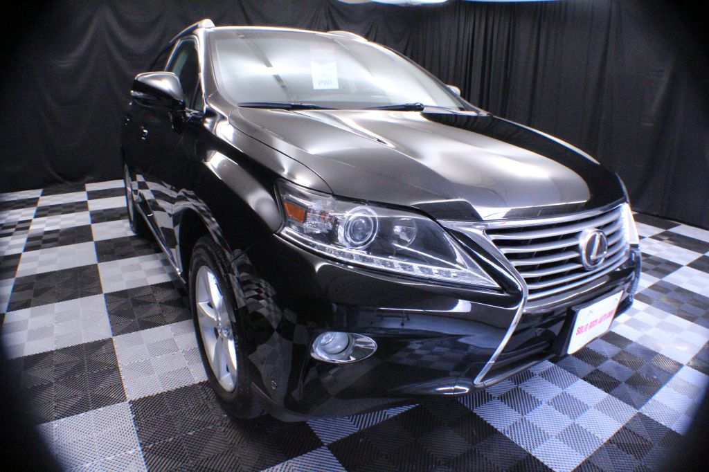 2013 LEXUS RX 350 for sale at Solid Rock Auto Group