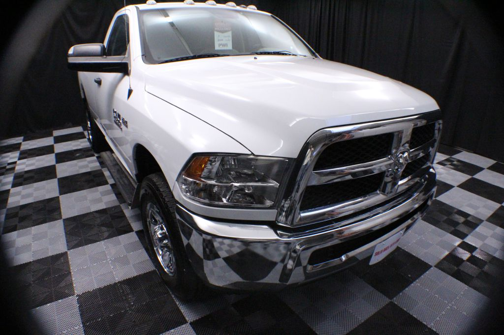 2015 RAM 2500 for sale at Solid Rock Auto Group