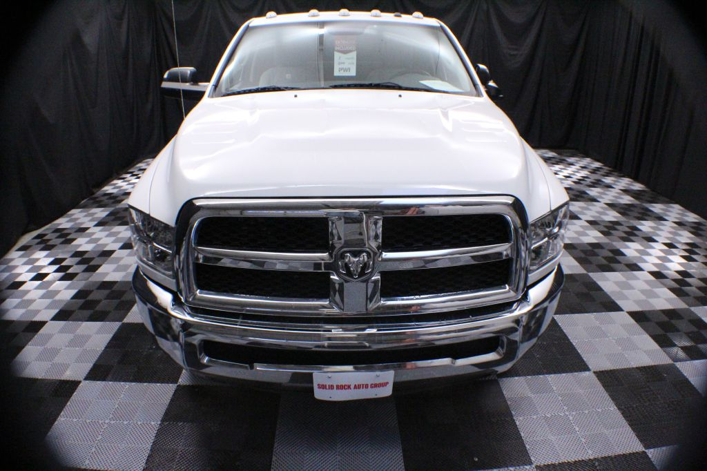 2015 RAM 2500 TRADESMAN LONGBED for sale at Solid Rock Auto Group