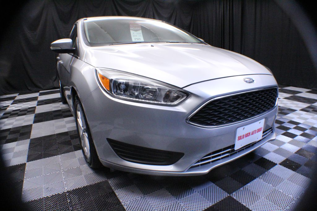 2015 FORD FOCUS for sale at Solid Rock Auto Group