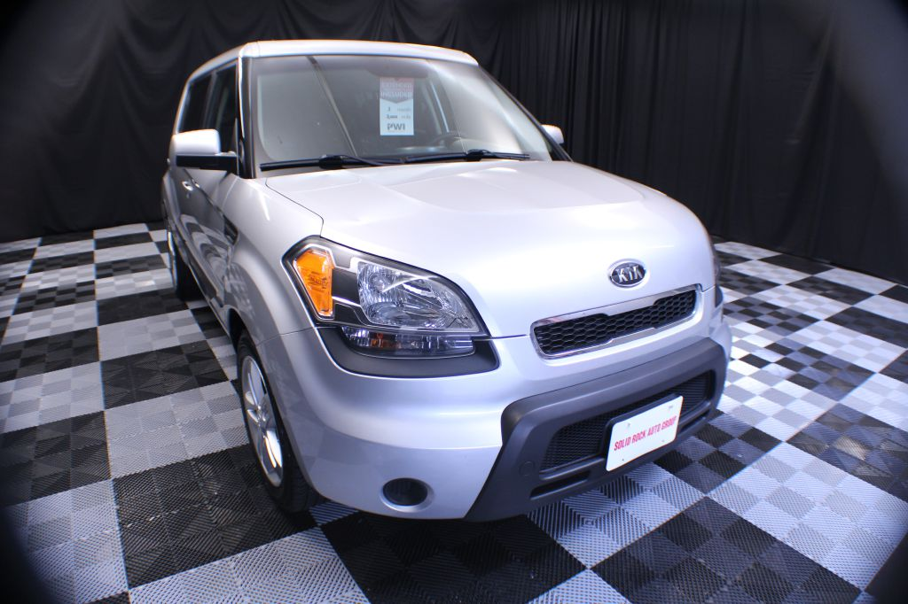 2011 KIA SOUL + for sale at Solid Rock Auto Group