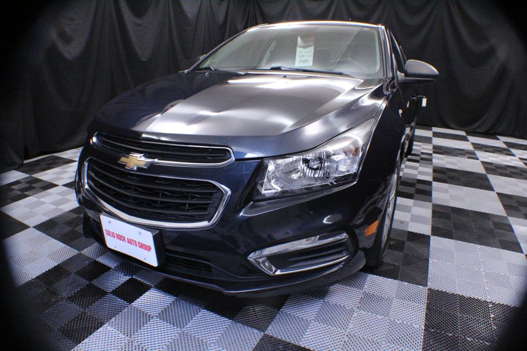 2016 CHEVROLET CRUZE LIMITED LS for sale at Solid Rock Auto Group