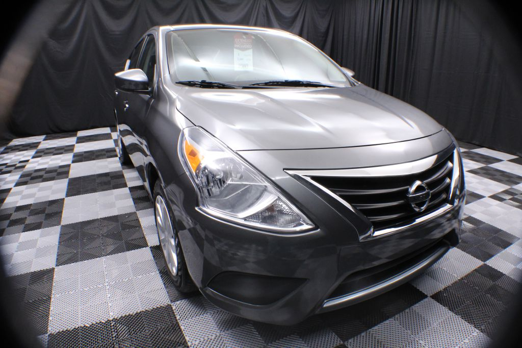 2016 NISSAN VERSA S for sale at Solid Rock Auto Group