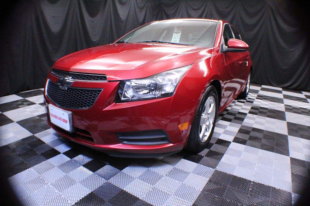2014 CHEVROLET CRUZE LT for sale at Solid Rock Auto Group