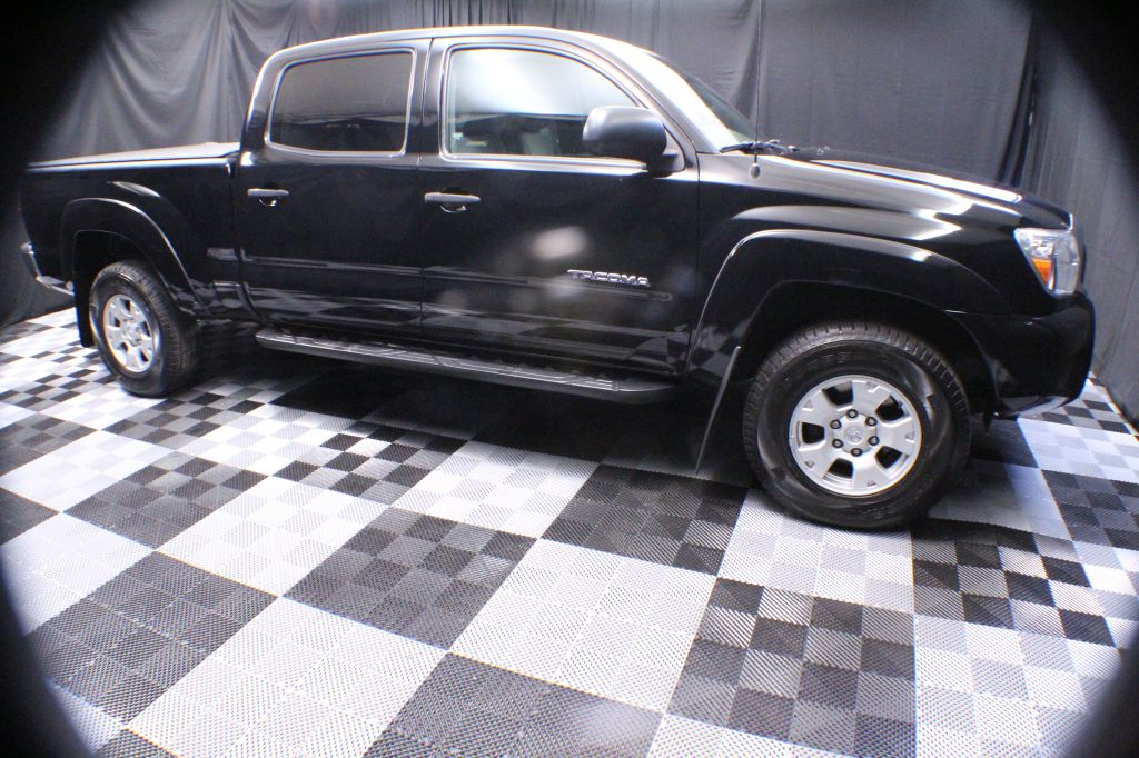 2015 TOYOTA TACOMA DOUBLE CAB LONG BED for sale at Solid Rock Auto Group