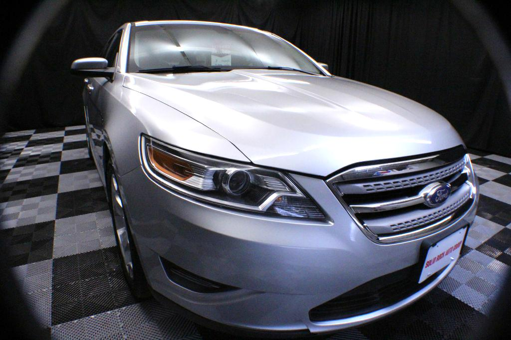 2012 FORD TAURUS SEL for sale at Solid Rock Auto Group
