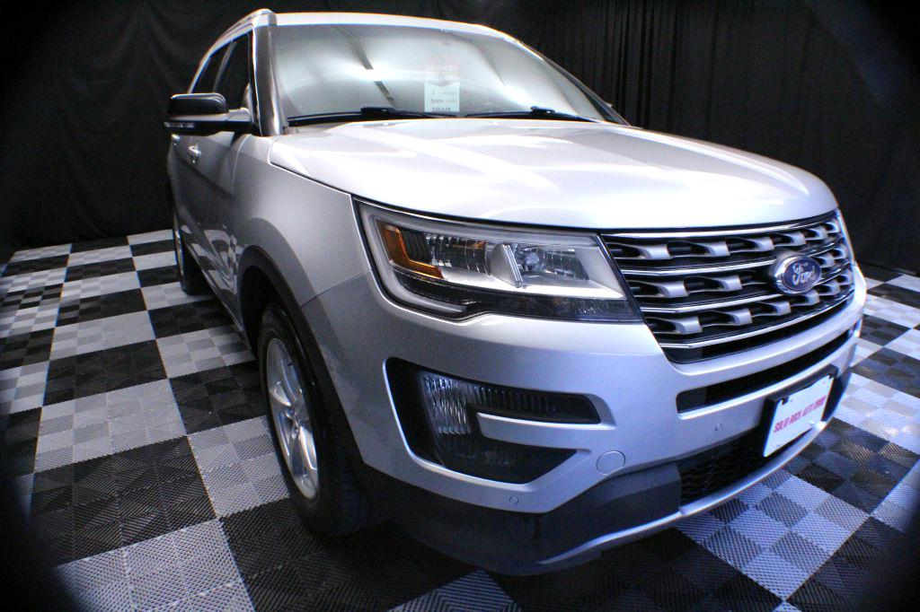 2016 FORD EXPLORER XLT for sale at Solid Rock Auto Group