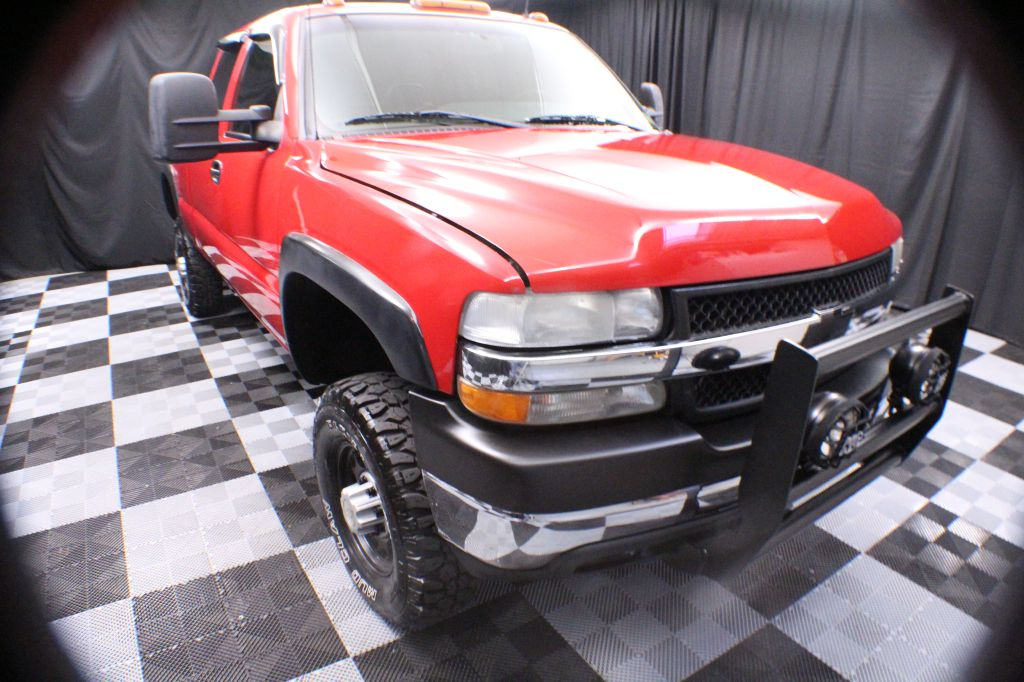 2001 CHEVROLET SILVERADO 2500 HEAVY DUTY for sale at Solid Rock Auto Group