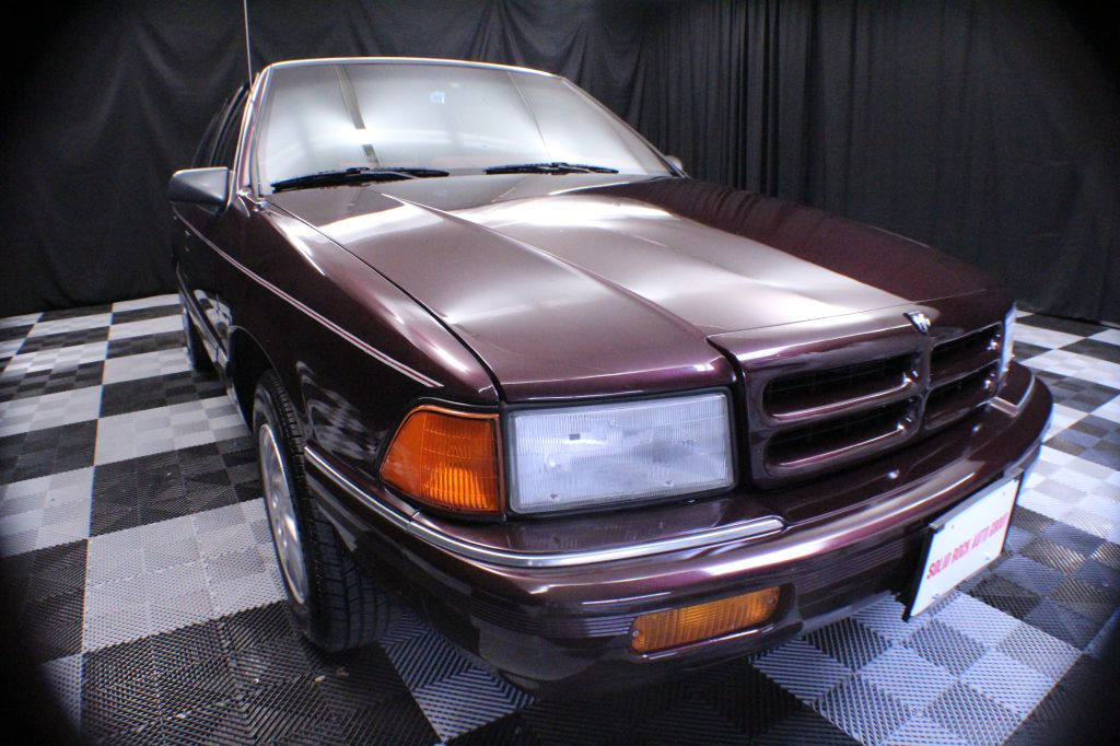 1993 DODGE SPIRIT for sale at Solid Rock Auto Group