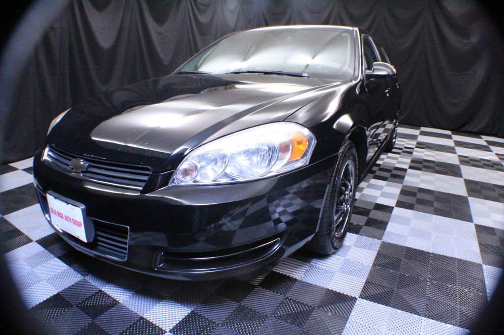 2009 CHEVROLET IMPALA LS for sale at Solid Rock Auto Group