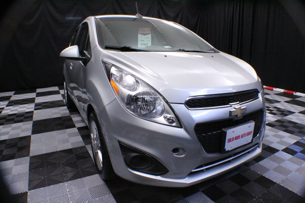 2014 CHEVROLET SPARK LS for sale at Solid Rock Auto Group