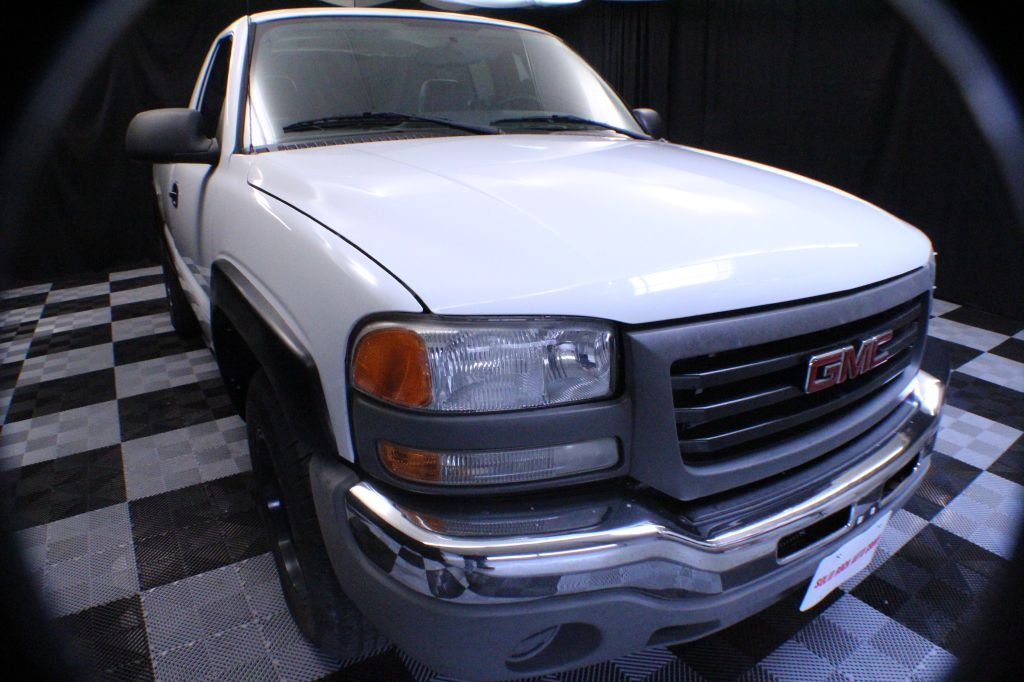 2006 GMC NEW SIERRA for sale at Solid Rock Auto Group