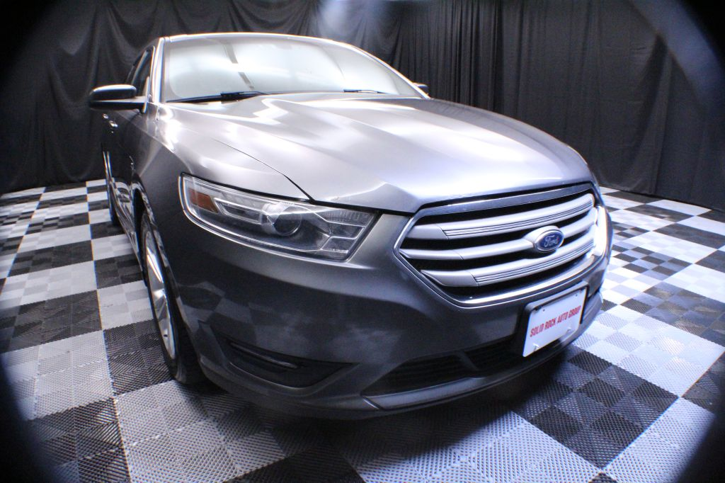 2013 FORD TAURUS SEL for sale at Solid Rock Auto Group